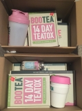 Bootea Delivery Box