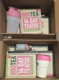 Bootea Delivery Box