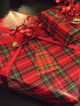 Tartan Wrapping