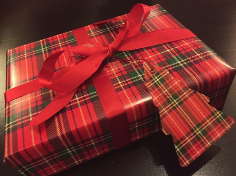 Tartan Wrapping2